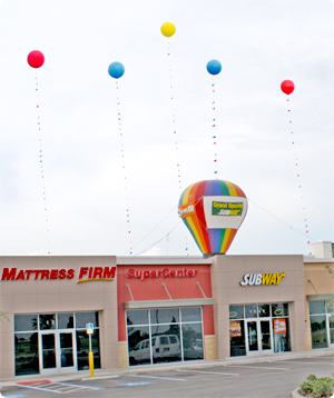Rent Grand Opening Balloons 4